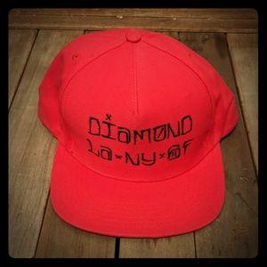 dιaмond ѕυpply ѕnap вacĸ cap